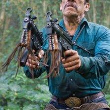 Danny Trejo è Cuchillo nel film Predators