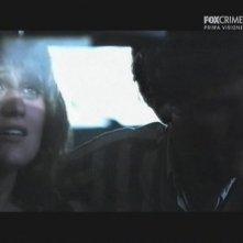 Giacomo Carolei insieme a Tiziana Di Marco nel thriller televisivo Il mostro di Firenze