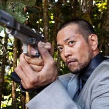 Louis Ozawa Changchien nel film Predators