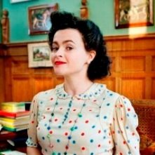 Helena Bonham Carter nel film TV Enid