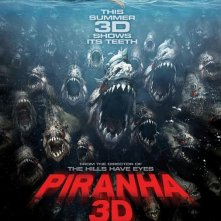 Poster USA per Piranha 3D