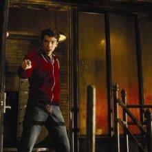 Un'immagine di Jay Baruchel dal film L'apprendista stregone