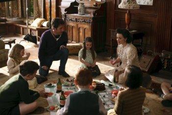 Una scena del film TV Enid