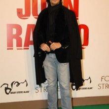 Giulio Berruti alla premiere di John Rambo