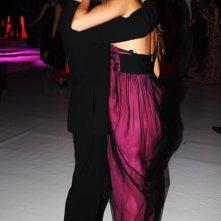 Nicolas Vaporidis e Ilaria Spada nel 2008
