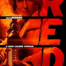 Poster di Helen Mirren in Red