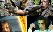 Weekend di cinema e avventura tra predatori, guerrieri... e microfoni