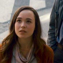 Ellen Page in una scena di Inception