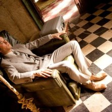 Joseph Gordon-Levitt nel film Inception