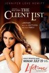 La locandina di The Client List