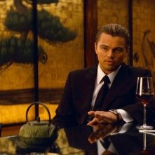 Leonardo DiCaprio nel film  Inception