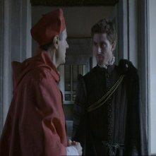 Scena dalla fiction Preferisco il Paradiso con Adriano Braidotti