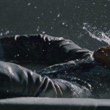 Un'immagine di Leonardo DiCaprio tratta dal film Inception