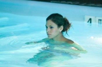 Eva Mendes in un'immagine del film Last night
