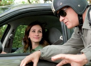 Julia Roberts in una prima immagine del film Larry Crowne