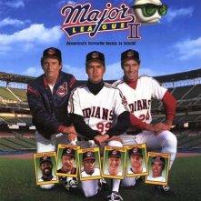 La locandina di Major League - la rivincita