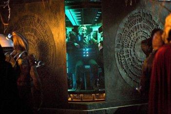 Matt Smith in una scena dell'episodio The Big Bang di Doctor Who