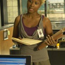 Tasia Sherel nel ruolo di Francis in una scena dell'episodio di Dexter