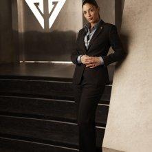 Una foto promo di Erica Cerra per la 4 stagione di Eureka