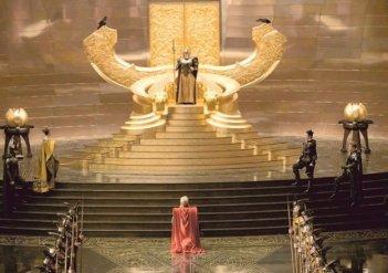 Ecco il regno di Asgard