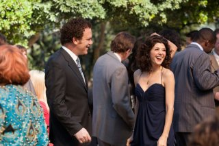John C. Reilly accanto a Marisa Tomei in Cyrus