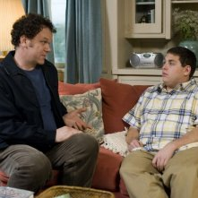 John C. Reilly e Jonah Hill in Cyrus
