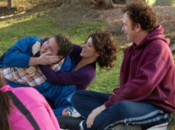 John C. Reilly, Jonah Hill e Marisa Tomei in Cyrus