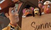 Ancora Toy Story 3 nel week end della grande afa