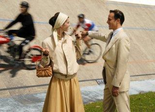 Una scena del film  Hugo Koblet - Pédaleur de charme