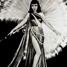 Claudette Colbert è Cleopatra, sovrana d'Egitto