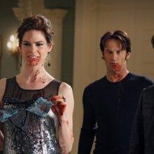 Mariana Klaveno in una scena dell'episodio Trouble di True Blood