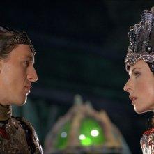Artur Smolyaninov e  Irina Apeksimova nel fantasy Il maestro della pietra magica