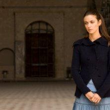 Barbara Ronchi nei panni di Lucilla nel film La città invisibile