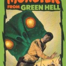 La locandina di Il pianeta dove l'Inferno è verde