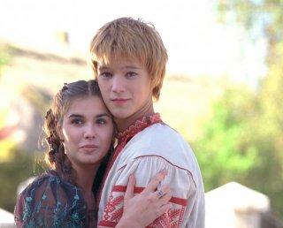 Maksim Loktionov e Mariya Andreeva, protagonisti del fantasy russo Il maestro della pietra magica