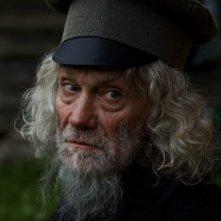 Primo piano di Aleksandr Lenkov dal fantasy Il maestro della pietra magica