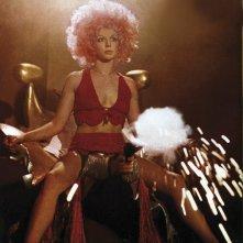 Una immagine tratta dal film Il delitto del diavolo (1970) di Tonino Cervi.