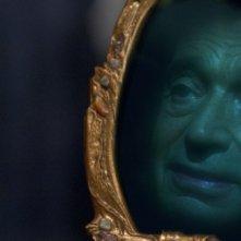 Valentin Gaft in una scena del fantasy Il maestro della pietra magica