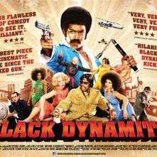 Ancora un poster vintage di Black Dynamite