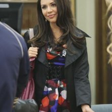 Janel Parrish nell'episodio The Perfect Storm di Pretty Little Liars