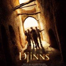 La locandina di Djinns