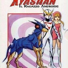 La locandina di Kyashan - il ragazzo androide