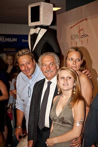 Roma Fiction Fest 2010 Tiziana Di Marco Con Marit Nissen 169591