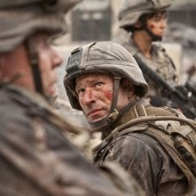 Aaron Eckhart in Battle: Los Angeles