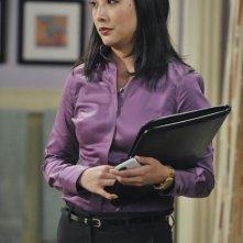 Elizabeth Ho nel pilot di Melissa & Joey