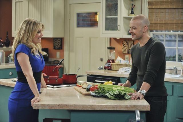 Joey Lawrence e Melissa Joan Hart nel pilot di Melissa & Joey