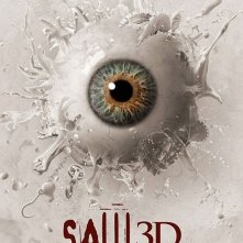 La locandina di Saw 3D: The Traps Come Alive