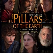 La locandina di The Pillars of the Earth