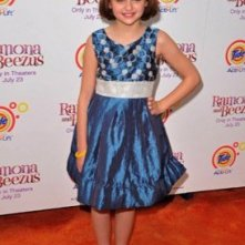 La piccola Joey King alla premiere di Ramona and Beezus a New York