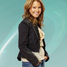 Taylor Spreitler in una foto promozionale della serie Melissa & Joey